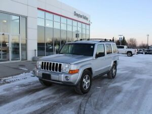 2010 Jeep Commander $97 bi-weekly payment OAC!! Fully Inspected!
