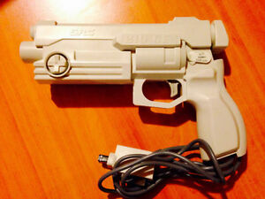 Dreamcast gun controller (wonderful shape)