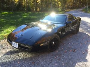 1984 Corvette-well maintained!!!