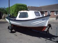 Orkney Longliner boat