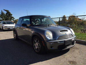 2004 MINI Cooper S *CERTIFIED and ETESTED, 6-speed MANUAL*