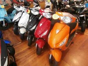 NEW 50CC SCOOTER MOTOBI JUMP LICENSED FREE HELMET Subiaco Subiaco Area Preview