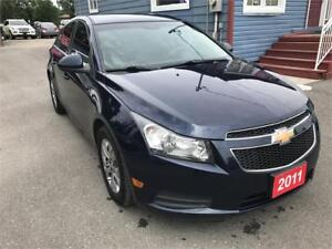 2011 Chevrolet Cruze LT Turbo w/1SA   CarLoans Available  For An