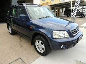 2000 Honda CR-V Sport 4WD Blue 4 Speed Automatic Wagon Yeerongpilly Brisbane South West Preview