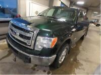 2013 Ford F-150 XLT 4X4 SUPER CAB, 3.5 V6 ENGINE6 PASSENGER