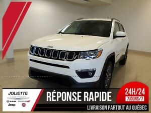 2017 Jeep All-New Compass North 4X4 Ens. temps froids, Caméra de