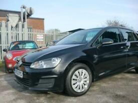 2013 13 VOLKSWAGEN GOLF 1.6 S TDI BLUEMOTION TECHNOLOGY 5D 103 BHP DIESEL