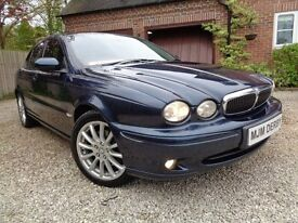 SUPERB EXAMPLE 2006 JAGUAR 2.0 D CLASSIC WITH GOOD SPEC AND SUPERB HISTORY.