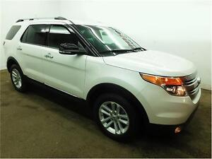 2014 Ford Explorer XLT AWD, LEATHER, POWER LIFTGATE