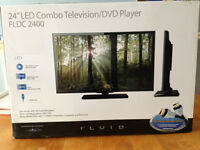 """24"""" LED Combo TV/DVD Player *EXCELLENT CONDITION*"""