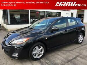2010 Mazda3 GT 2.5! New Tires & Brakes! A/C! Cruise Control!
