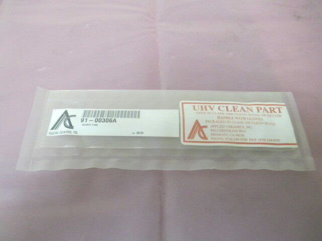 Applied Ceramics 91-00306a Quartz Tube, Farmon Id 413235