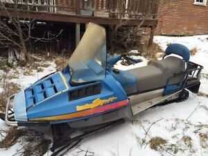 1989 Polaris Indy Sport 2Up, Price Reduced to Sell