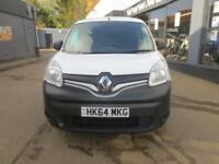 2014 Renault Kangoo ECO 2 ML19 1.5DCi 75ps *E/Pack*Bluetooth* Diesel white Manua