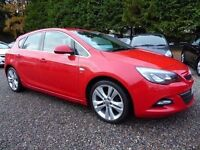 Vauxhall Astra 1.6i SRi VX-Line 115 ....Very Scare 5 Door VX-Line in Fabulous Colour, 1 Prev Keeper