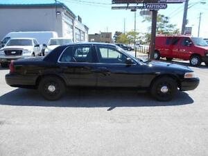 2010 Ford Crown Victoria Safety and emission in mint condition