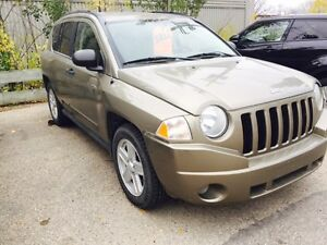 2008 Jeep Compass Sport, Only$6599