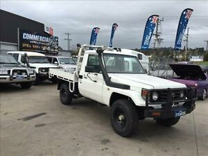 2006 Toyota Landcruiser HZJ79R (4x4) 5 Speed Manual 4x4 Lilydale Yarra Ranges Preview