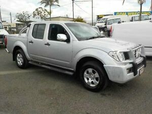 2009 Nissan Navara D40 ST-X Silver 6 Speed Manual Utility Archerfield Brisbane South West Preview