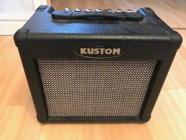 Kustom KGA10FX Small practice amplifier
