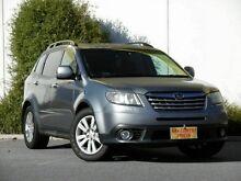 2009 Subaru Tribeca B9 MY09 R AWD Premium Pack Grey 5 Speed Sports Automatic Wagon Melrose Park Mitcham Area Preview