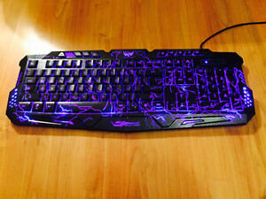 Wired Magic Wings Gaming Keyboard