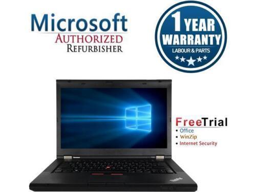 "Refurbished Lenovo ThinkPad T430 14.0"" Intel Core i5-3320M 2.6GHz 4GB DDR3 1 TB"
