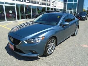 2014 Mazda Mazda6 **FULLY LOADED!! BOSE, ADAPTIVE CRUISE!!** GT