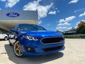 2014 Ford Falcon FG X XR6 Ute Super Cab Blue 6 Speed Sports Automatic Utility Muswellbrook Muswellbrook Area Preview