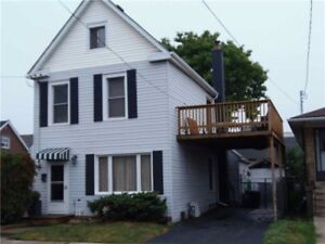 Affordable Detached 2 1/2 Storey Home In Excellent Location!