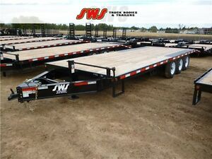 2017 8.5x24' DOW Pull out ramps