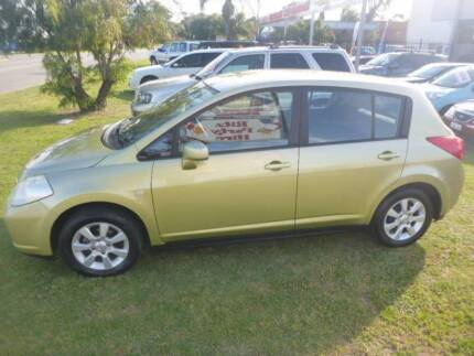 2007 Nissan Tiida Hatchback ** FREE 1 YEAR WARRANTY ** East Rockingham Rockingham Area Preview