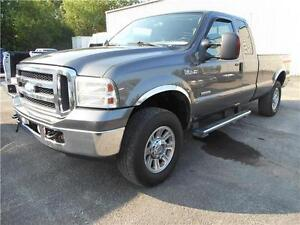 2006 FORD F-350 LARIAT TURBO DIESEL 4X4