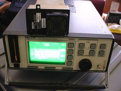 Siecor Otdr Optical Time Domain Reflectometer 2001hr 2001-dualm-15 Module Case