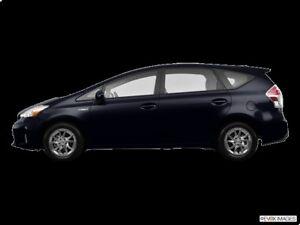 2018 Toyota Prius PRIUS V