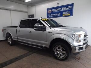 2016 Ford F-150 Lariat 4x4 LEATHER NAV