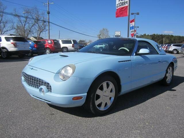 Ford : Thunderbird Deluxe Deluxe Convertible 3.9L CD Rear Wheel Drive Traction Control Aluminum Wheels ABS