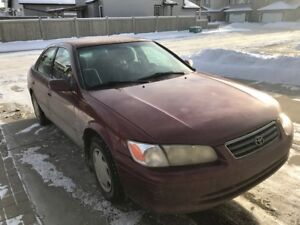 2000 Toyota Camry CE with Remote starter