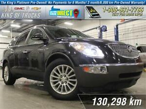 2012 Buick Enclave CXL Local   AWD   PST Paid