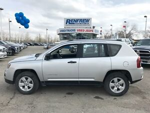 2014 Jeep Compass FWD 4dr North