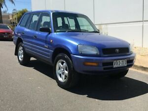1996 Toyota RAV4 SXA11R 4 Speed Automatic Wagon Blair Athol Port Adelaide Area Preview