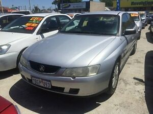2002 VY COMMODORE WITH DUAL FUEL FOR A BARGAIN Maddington Gosnells Area Preview
