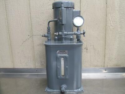 Circuitpak Double A T3v-10-d-g15-a1 Hydraulic Power Unit Pump 34 Hp 3 Ph