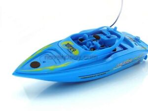 Remote Control ready to run Mini Speed Boat for bath tub New