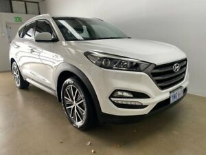 2015 Hyundai Tucson TL Active X (FWD) White 6 Speed Automatic Wagon Phillip Woden Valley Preview