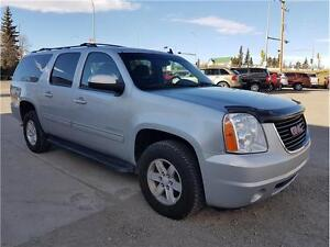 2012 GMC Yukon XL SLE 4WD Silver 9 Seater with USB