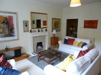 EDINBURGH FESTIVAL LET (Ref 088): Clarence Street, Lovely 1 bedroom flat in the New Town