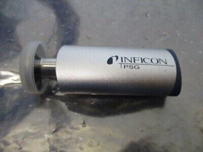 Infinicon Balzers PSG500-S Pirani Gauge, 350-080, 452967