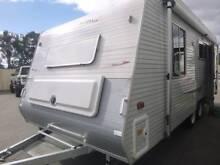 2008 Coromal Caravan With Separate Toilet / Shower + Full Oven Maddington Gosnells Area Preview