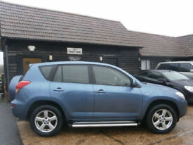 56 TOYOTA RAV4 2.0 XT5 AUTOMATIC 4X4 5DR WAGON 1 LOCAL LADY OWN 75K FTSH 9 SRVC
